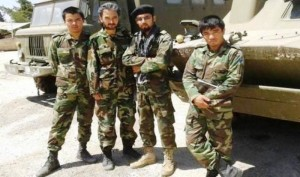 Most of Afghanis fighting for Assad are taken by force