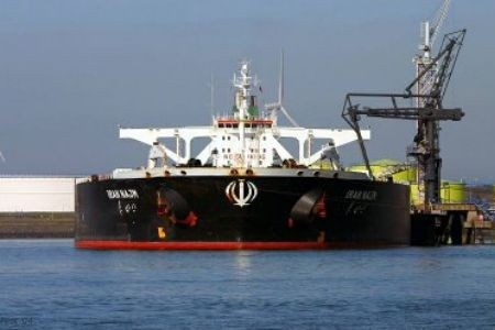 Four Iranian tankers head for Syria in defiance of sanctions