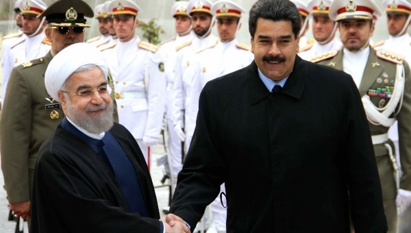 The Iran-backed Hezbollah-Venezuela relationship