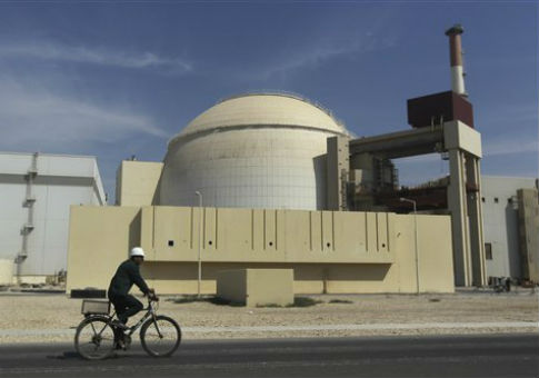 Iran to start construction of a second nuclear reactor at Bushehr