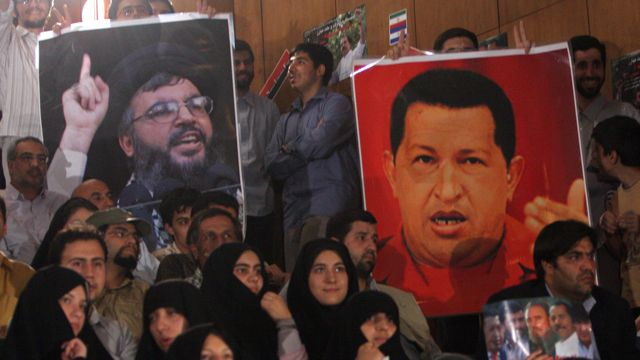 Venezuela, Iran and Hezbollah – all hostile to the US – forge closer ties