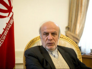 Iran's Deputy Foreign Minister for Asia-Pacific Affairs Ebrahim Rahimpour.