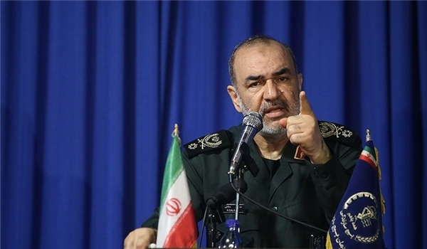 Iran's IRGC: Downing of US drone carried a message to Washington