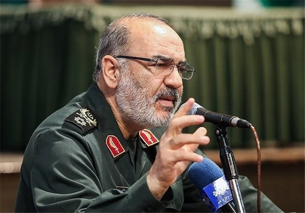 Iran Guards' commander offers government assistance in combating coronavirus