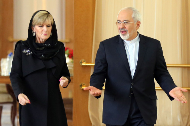 Australia must not be duped into softening its stance on Iran