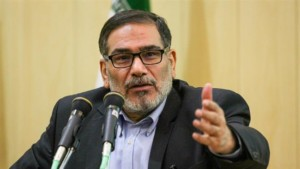 Admiral Ali Shamkhani, Iran's Supreme National Security Council Director.