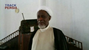 Sheikh Amad Sillah plays a significant role in spreading Iran's Shi'ism in Sierra Leon. (Track Persia)