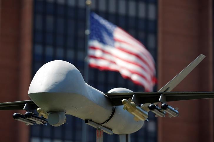 Iran Revolutionary Guard shoots down US drone amid tensions