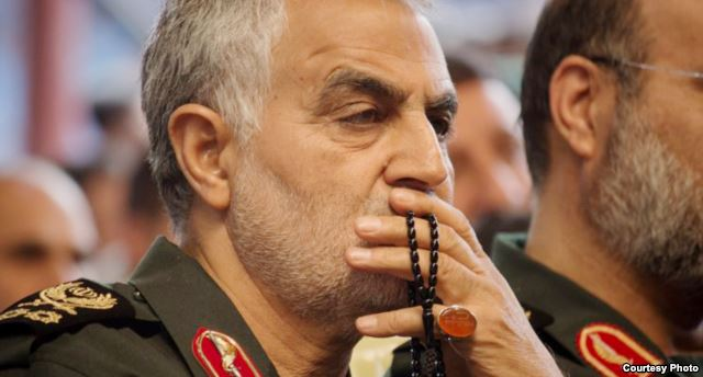 Why did the elimination of Qassem Soleimani decrease US-Iran tensions?