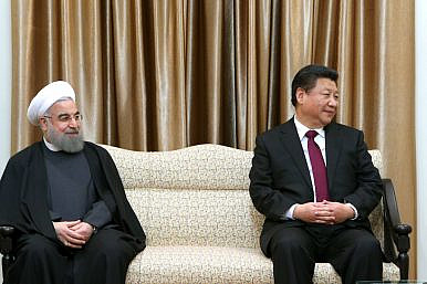 Would China sanction Iran to stop an Israeli attack?