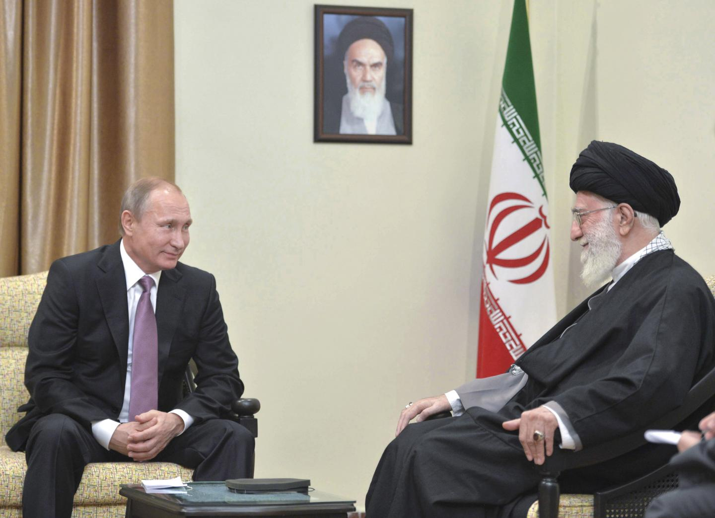 Putin is betting on a losing horse, as in Iran