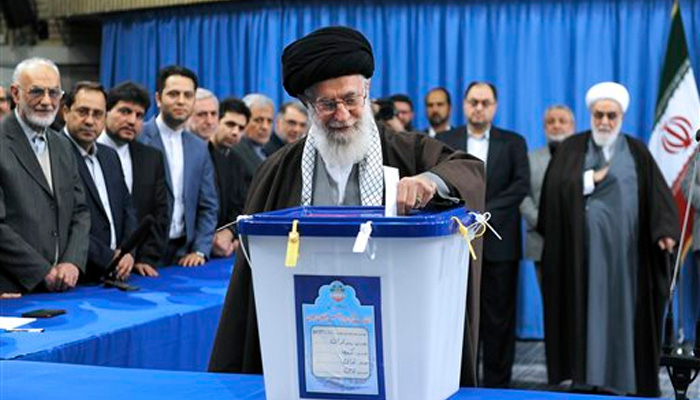 Electors of Iran's next leader cannot even protect themselves against IRGC