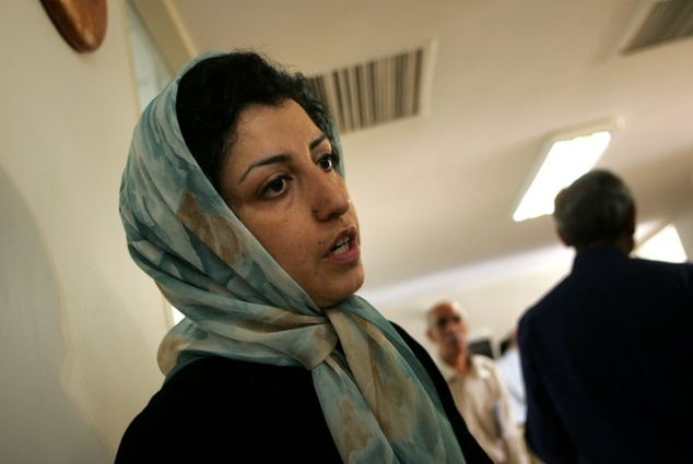 Iranian authorities move to block release of female rights activists