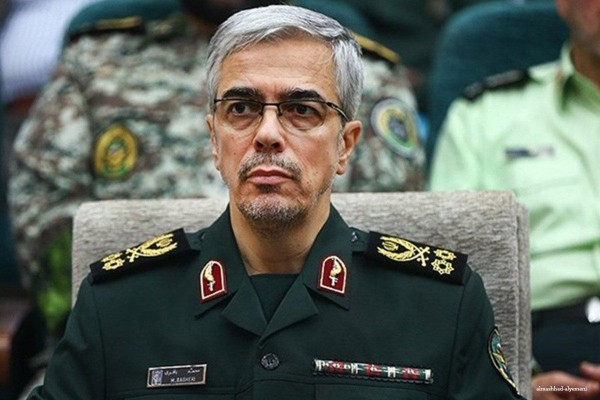 Iranian army commander vows to 'eliminate' opposition in Iraqi Kurdistan