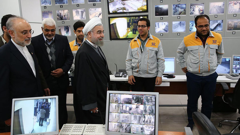 Iran planning powerful, new generation centrifuges to boost enrichment