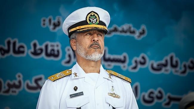 Senior Iran army commander criticizes IRGC