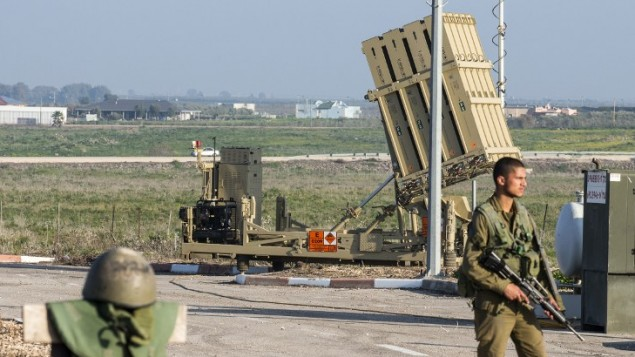 Israel deploys Iron Drone batteries in Eilat amid concerns of Iranian attack