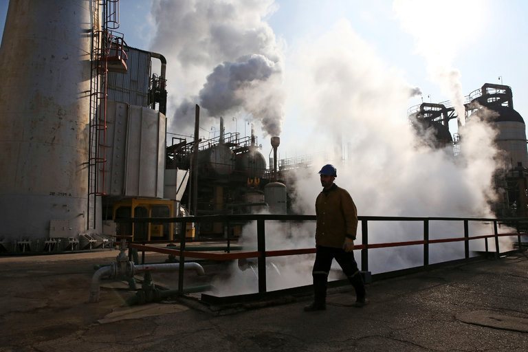 Iran's oil refining capacity declining amid years of sanctions