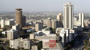 Nairobi, capital of Kenya (Flickr/CC BY-2.0/Demosh)