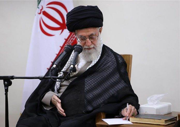 Why is Khamenei still calling on people to vote?