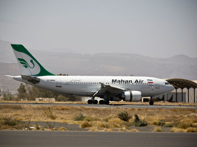 Iran state TV: Iranian passenger plane 'harassed' over Syria