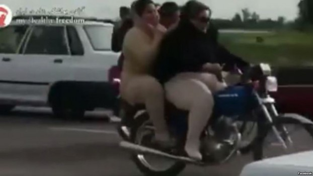 Isfahan police chief: No motorcycle licenses for women on my watch