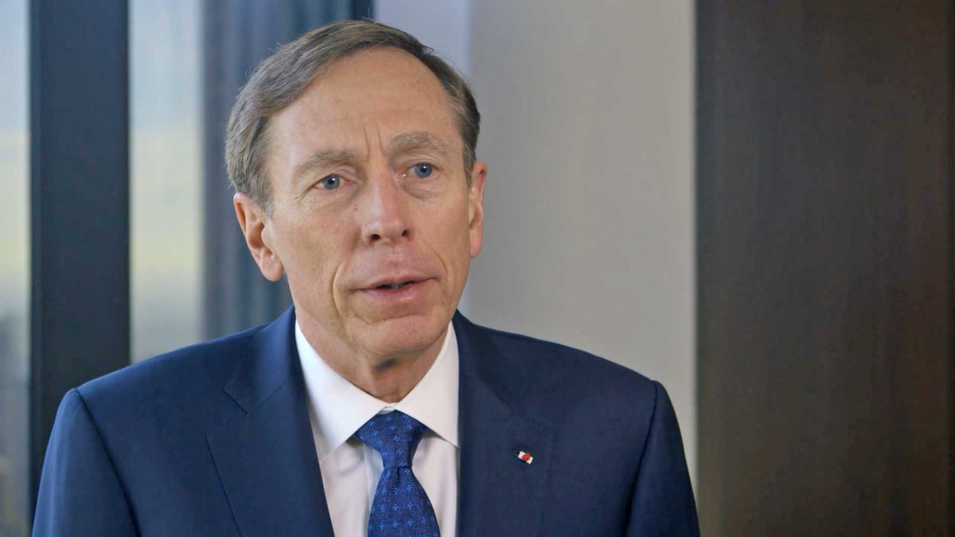 Petraeus: Iran realizes it must come back to negotiating table