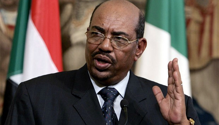 Sudanese President criticizes Iran for its 'expansionist plans in the region'