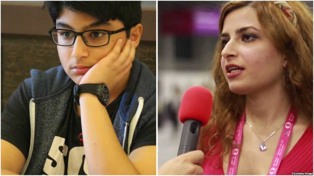 Iran bans teen chess siblings over head Scarf, match against Israeli