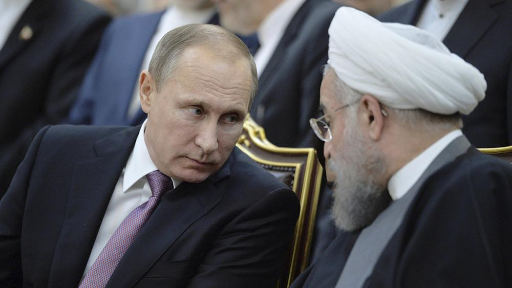 Putin suggests seven-way virtual summit to avoid 'confrontation' over Iran