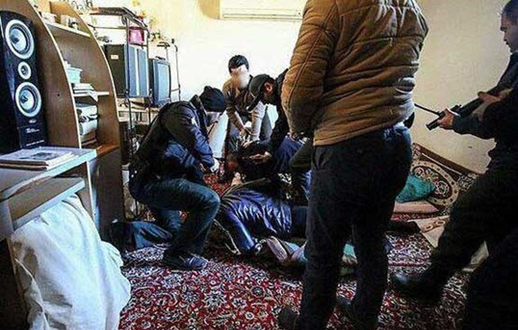 Security forces arrest 52 in northern Iran mixed gender party