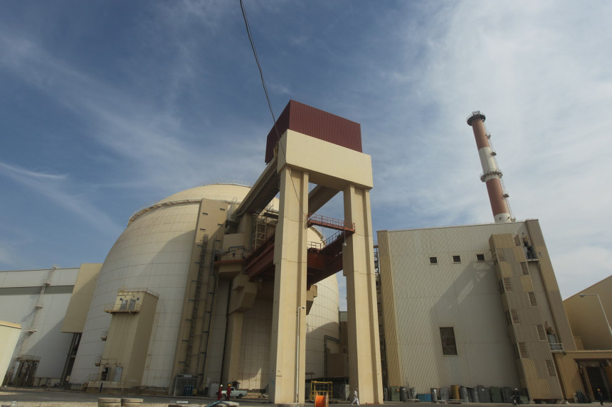 U.S. sanctions slow Iran's electricity generation and trading