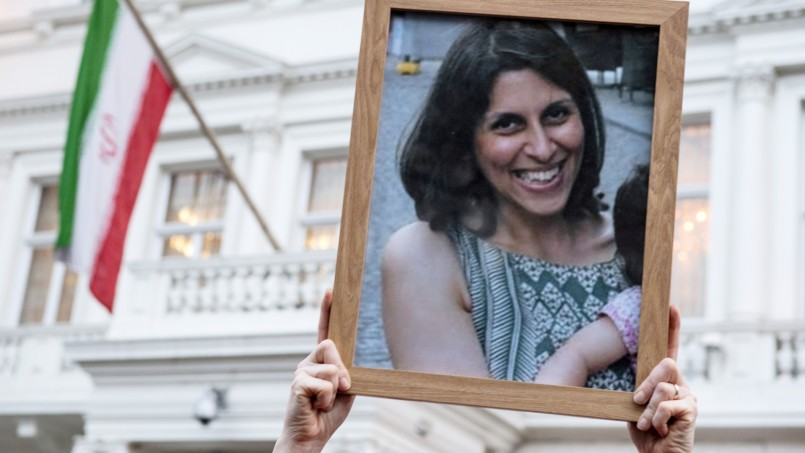Nazanin's ransom added to Iran's next year budget
