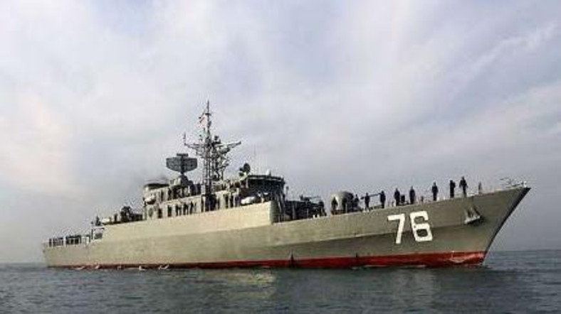 Lost at sea: How two Iranian warships are testing American mettle