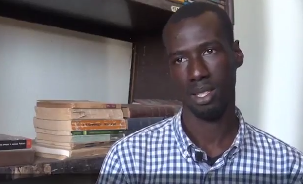 Senegalese students get frustrated with learning Iranian culture and language in their country