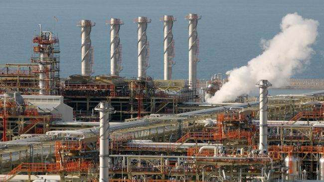 Iran's Petropars developing South Pars gas field after withdrawal of foreign companies