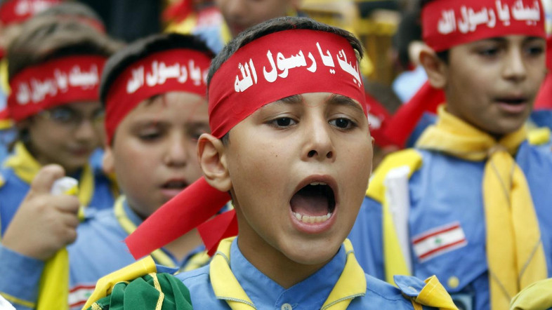 Iran-backed Hezbollah teaches antisemitism to early teens, report reveals