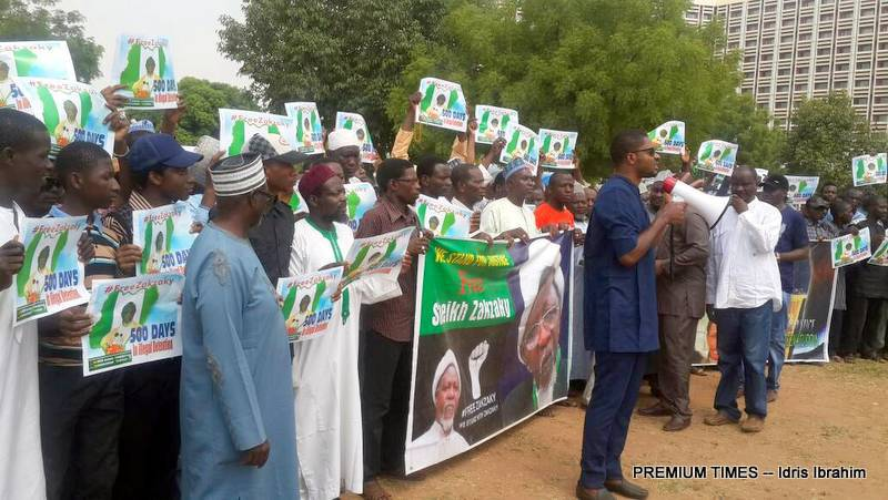 Iran-backed Nigerian Shiites to hold major rallies Friday