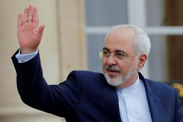 Iran's Zarif open to oil, Gulf security contacts with U.S., not on Israel