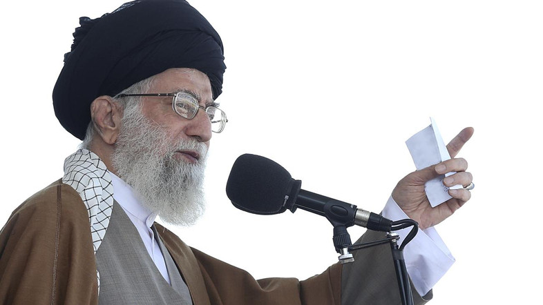 Iran's Khamenei praises arms supply to Palestinians against 'tumor' Israel