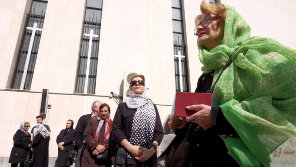 Iran cracks down on Christian converts, sentences believers to 10-years in prison