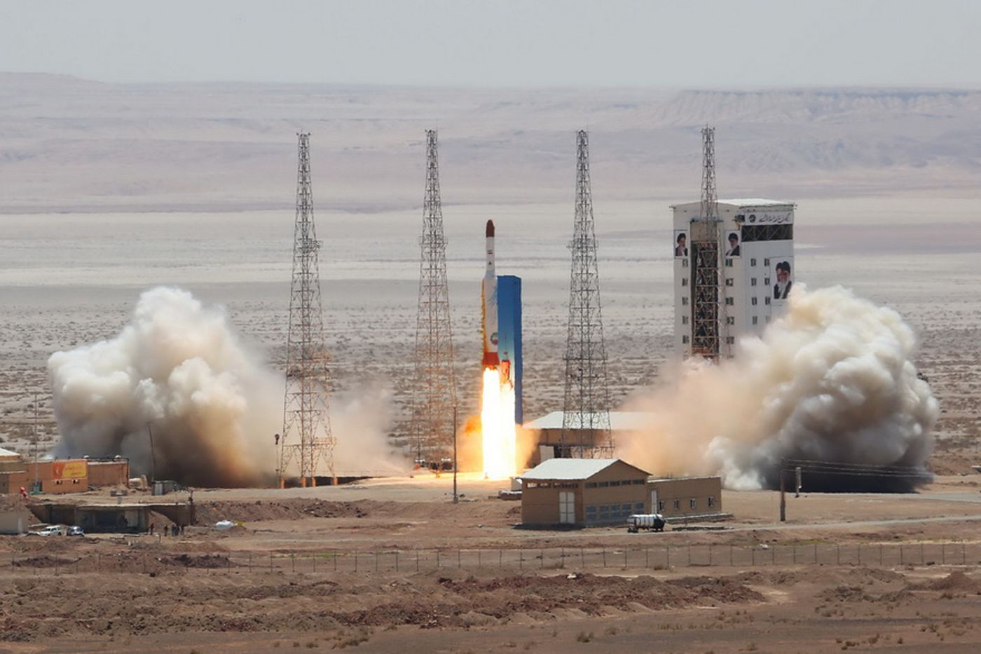 Western condemnation after failed Iran satellite launch