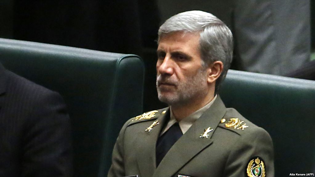 Iran defense minister acknowledges supporting Houthi militias in Yemen