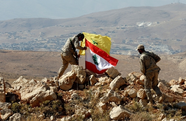 Israel targets Hezbollah ammunitions, weapons depots in Syria's Homs