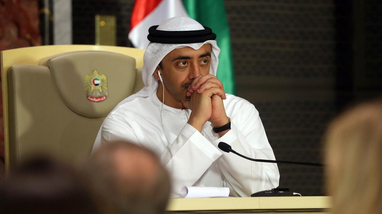 UAE affirms support to Iran amid coronavirus