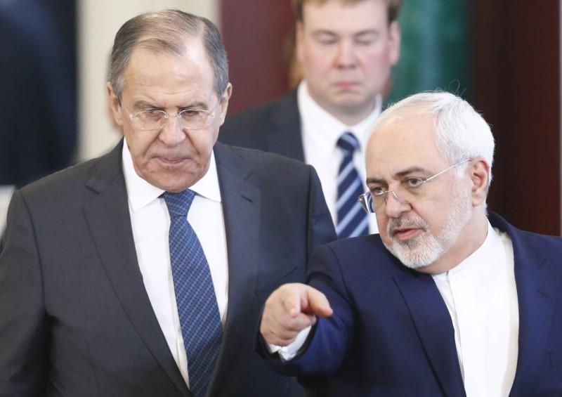 Russia warns Iran nuclear deal in danger of 'falling apart'