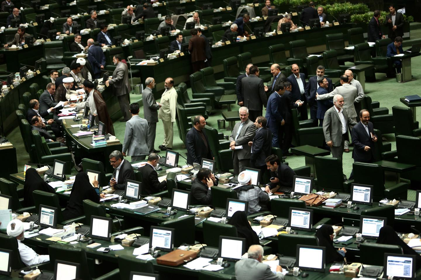 At least six of newly elected lawmakers in Iran test positive for coronavirus