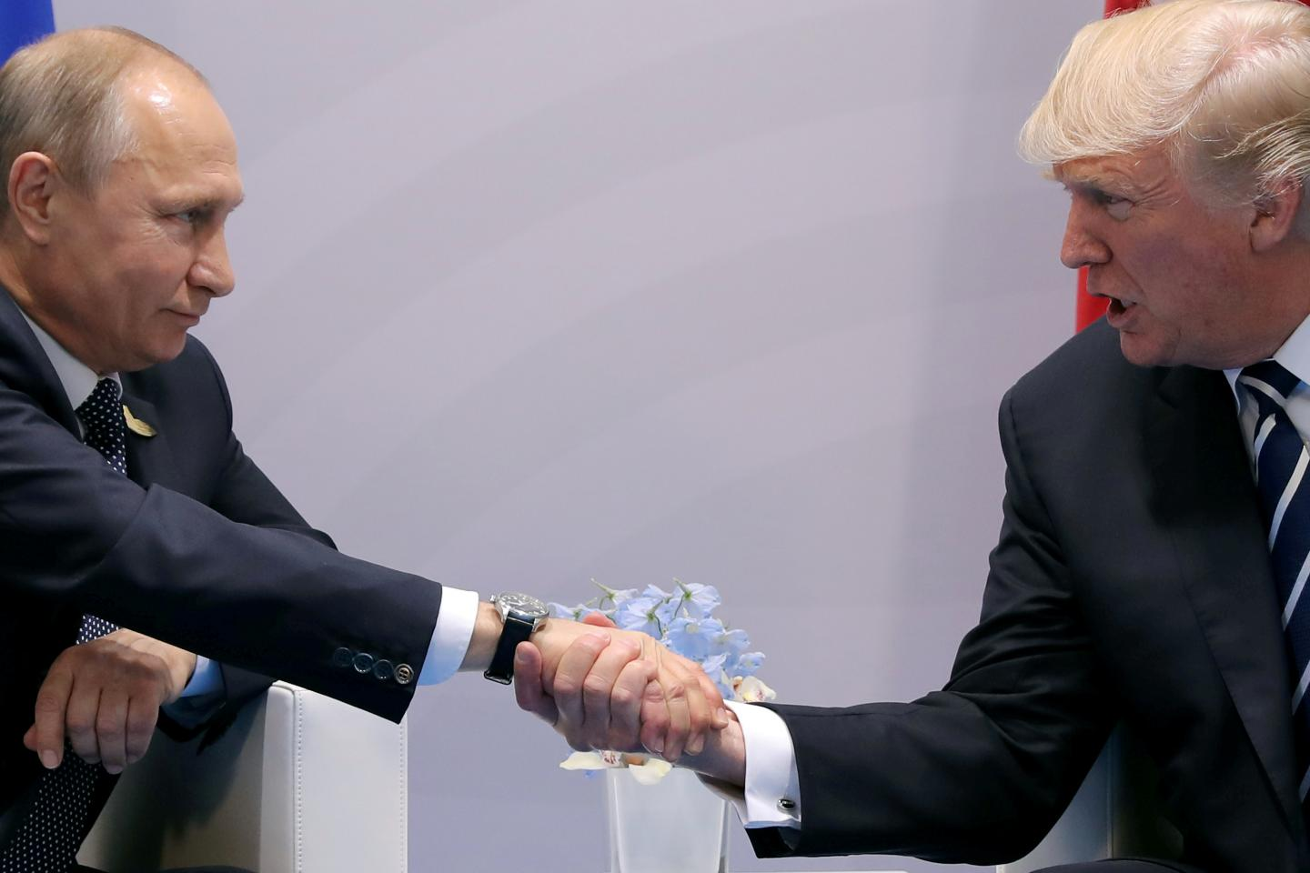Putin and Trump discussed arms control, Iran in phone call