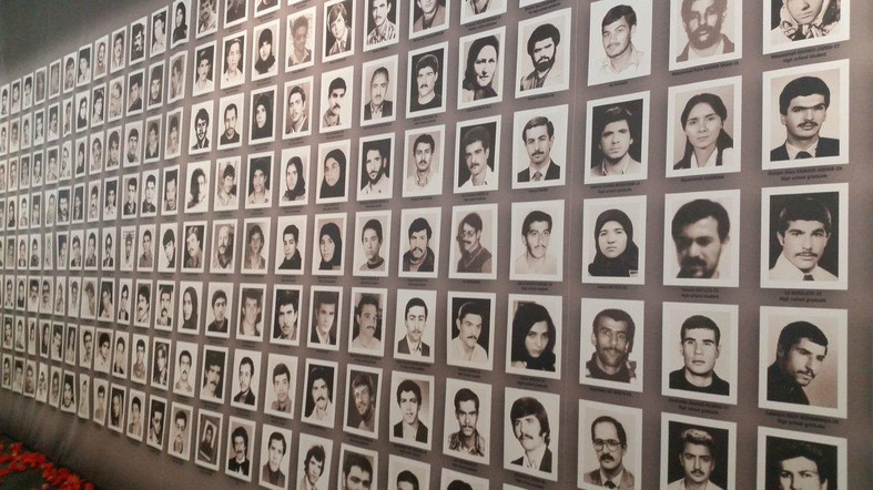 Iran bloodbath exposed: Brutal 'crimes against humanity' laid bare in heartbreaking report