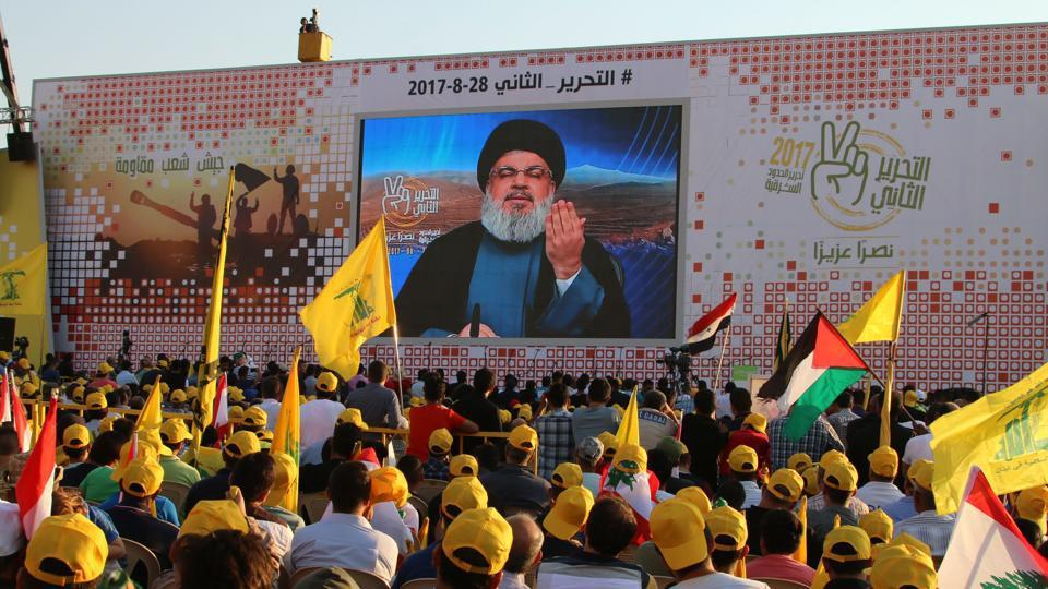 Iran-linked Hezbollah has explosives stored across Europe, says US official